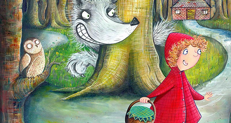 Sherman Theatre: Little Red Riding Hood